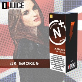 UK Smokes  N+ / 10pcs - T-JUICE