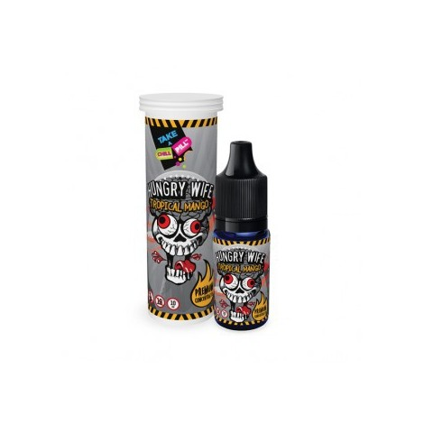 RADIOACTIVE WORMS - CHILL PILL 10ml