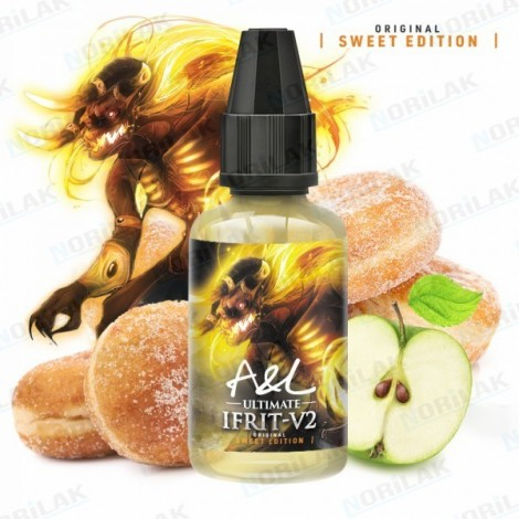IFRIT V2 AROME ULTIMATE A&L 30ML