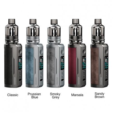 Kit DRAG X PLUS 100W + TPP 5.5ml - VOOPOO