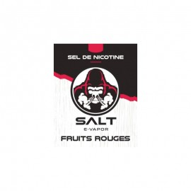 FRUITS ROUGES / 6PCS - SALT E VAPOR
