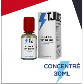 Arôme Black N Blue 10ml - T-juice
