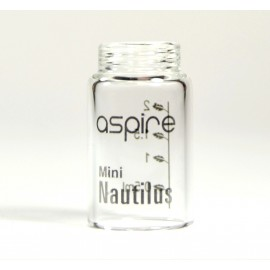 Tank Pyrex Aspire Mini Nautilus - Clear Aspire Life Changing Accessoires & divers