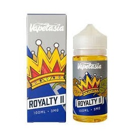 Grossiste e-liquide Royalty 2 100 ml par Vapetasia