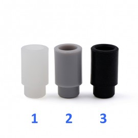 Drip Tip Test Silicone