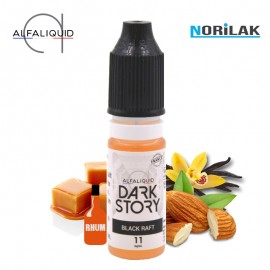 Alfaliquid Black Raft Dark Story Alfaliquid E Liquides