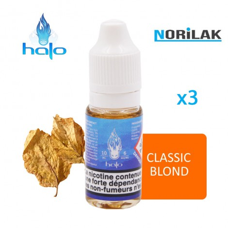 Turkish Tobacco Halo x3 Halo E Liquides