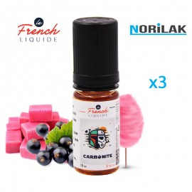Le French Liquide Carbonite (3x10ml) Le French Liquide Le French Liquide