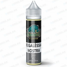 Regalèssia Nostra - Mammoth - 50ml