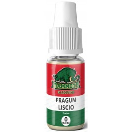 Fragum Liscio - Mammoth - 10ml X10